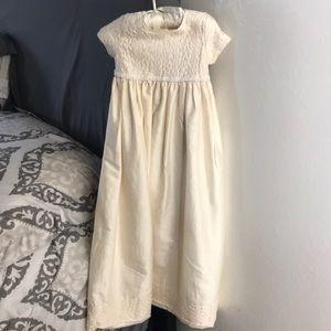 Vintage Baptismal Gown 6-12 months old